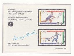 Germany Deutsche Sportshilfe Entwürfe 1988 Seoul Olympic Games    MNH/** (M34) - Sommer 1988: Seoul