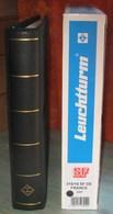 Leuchtturm - ALBUM FRANCE 2005 SF Avec RELIURE EXCELLENT NOIRE - Albums & Reliures