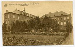CPA - Carte Postale - Belgique - Aulnois - Pensionnat Des Dames De La Sainte Union (SV6399) - Quévy