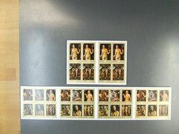 Ajman - Manama - Akt Michel Nr. 655-60 Je 50 Bögen Gleich 100 Bogen Gelich 200 Komplette Postfrische Sätze  (6792) - Aktmalerei