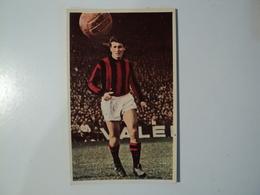 CARTE FOOTBALL CHORDA. ANNEES 60. FAIRE COURIR LA BALLE. MIROIR SPRINT - Football