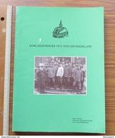 BOEK G 3 - OORLOGSKRONIEK 1914 - 1918 VAN ROESELARE - 177 BLZ. - VEEL AFBEELDINGEN - 1983 G. LEPEZ B. DEJONCKHEERE - Roeselare