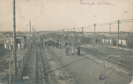629/27 -  Carte-Photo Du Camp De SOLTAU 1916 - Censure Du Camp - Prisonnier Lempereur Vers BORDEAUX - Poststempel (Briefe)