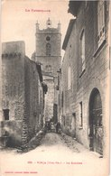 FR66 VINCA - Labouche 185 - Le Clocher - Animée - Belle - Other Municipalities
