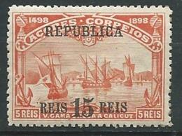 Portugal - Yvert N° 185 * - Cw 34342 - 1910-... Republiek