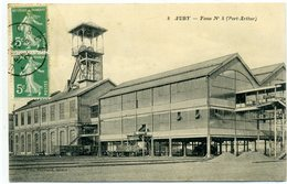 59 - AUBY - Fosse N°8 Port Arthur - Auby