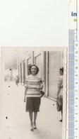 7897.   Vecchia Old Foto Photo Donna Femme Woman - Piemonte Italy - Agosto 1942 - Persone Identificate