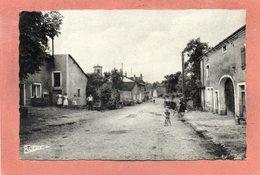 CPSM Dentelée - REGNEVELLE (88) - Aspect Du Quartier Le Paquis En 1961 - Francia