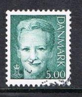 Denmark SG1197 2000 Definitive 5k Good/fine Used [13/13806/6D] - Denmark