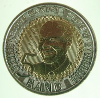 South Africa - 5 Rand Nelson Mandela Centenary - VF (very Fine) - Afrique Du Sud