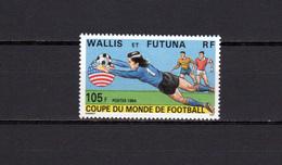 Wallis & Futuna 1994 Football Soccer World Cup Stamp MNH - World Cup