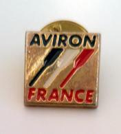 Ffsa Ffa Aviron Rudern Rowing Canottaggio Remo Pins Officiel Fédération - Roeisport