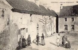 COUPRU   - Maison Demoncy - Autres Communes