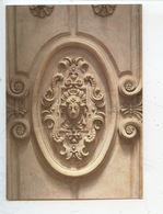 Paris Hotel De Sully : Panneau Décoratif D'une Volée De L'escalier D'honneur (1ère Moitié XVIIè S.) Cp Vierge - Arts