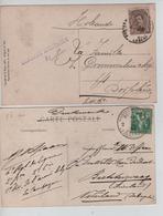 JS646/ TP 110-136 S/CP C.PMB-BLP 1915-1916 Censure V.Hollande - Army: Belgium