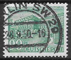 Berlin 1949 / MiNr.    56   Stempel  28.09.1950     O / Used  (f2069) - [5] Berlín