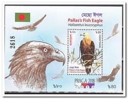 Bangladesh 2018, Postfris MNH, Birds PRAGA - Bangladesh