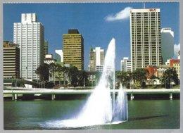 CP BS5- Brisbane Queensland,Queen Elisabeth Jubilee Fountain. Non Circulé-unused - Brisbane