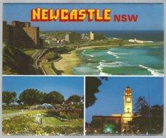CP Newcastle NSW., Carnet 10 Vues Recto-verso +1= 11 Vues . Non Circulé-unused - Newcastle