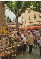 MENTON: Le Marché De La Brocante - Mercati