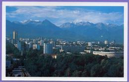 Kazakhstan. Postcards. Almaty.  (001). - Kazakhstan