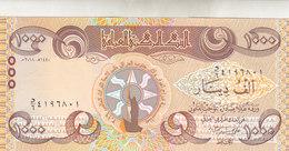 IRAQ 1000 DINAR 2018 P- NEW IRAQI MONUMENTS UNESCO COMMEMORATIVE UNC */* - Iraq