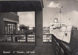 Brindisi - L'Esperia Nel Porto - Brindisi
