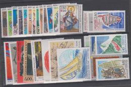FRANCE Année 1993 COMPLETE 66 T Neufs Xx N° YT 2785 à 2853 - France