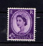GREAT  BRITAIN    1960    3d  Deep  Lilac    MNH - 1952-.... (Elizabeth II)