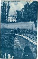 JAUCHE : Ancien Château Dechamps - Animée : Edit Pirard-Guillaume (j88) - Orp-Jauche