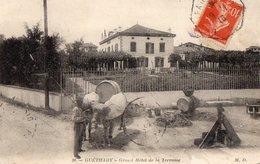 GUETHARY   -  Grand Hotel De La Terrasse - Guethary