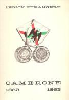 LEGION ETRANGERE CAMERONE 1863 1963 CENTENAIRE - Bücher