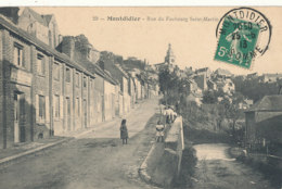 80 // MONTDIDIER    Rue Du Faubourg St Martin  29 - Montdidier