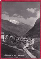CPSM ITALIE  MENTOULLES  Panorama    * Format CPM Torino - Andere Steden
