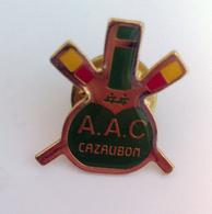Cazaubon Club Nautique Aviron Rudern Rowing Canottaggio Remo - Aviron