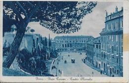ITALIE-ROMA Rupe Tarpea Teatro Marcelllo-MO - Roma