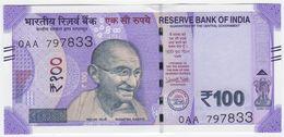 India NEW - 100 Rupees 2018 - UNC - Inde