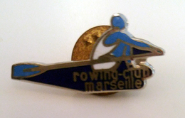 Rowing Club De Marseille Aviron Rudern Rowing Canottaggio Remo - Aviron