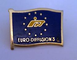 Euro Diffusions Constructeur Aviron Rudern Rowing Canottaggio Remo - Aviron