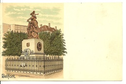 90 - BELFORT / PAUL FLOHR 1900 - Belfort - Ville