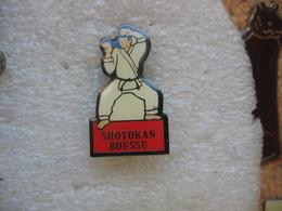 Pin's Sport Karaté: Shotokan Bossu - Badges