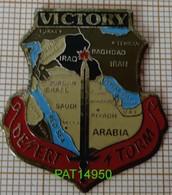 DESERT STORM  VICTORY  Guerre En  IRAK  TEMPETE Du DESERT VICTOIRE - Militaria