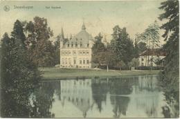 Steenhuyze - Het Kasteel. (in Kleur!) - Herzele