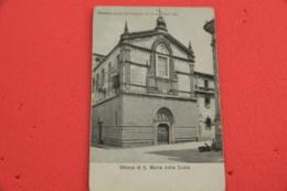 Messina Chiesa S. Maria Della Scala Prima Del Disastro Del 1908 NV - Italia