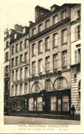 N°66857 -cpa Le Havre -hôtel Restaurant D'Angleterre-rue De Paris- - Hotels & Gaststätten