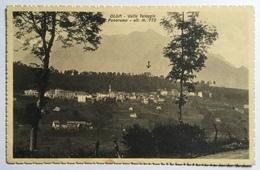 OLDA - VALLE TALEGGIO - PANORAMA VIAGGIATA FP - Bergamo