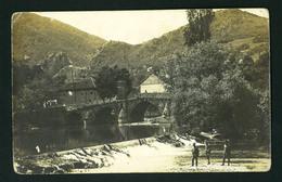 SERBIA AUSTRIA UŽICE 1918  VF  USED POSTCARD - Serbien