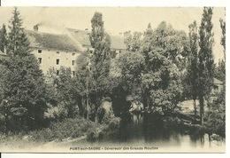 70 - PORT SUR SAONE / DEVERSOIR DES GRANDS MOULINS - France