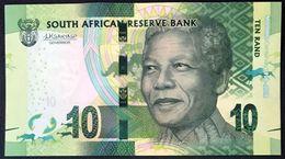 South Africa NEW - 10 Rand 2018 Commemorative - UNC - Afrique Du Sud
