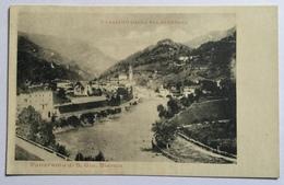 PANORAMA DI S. GIOVANNI BIANCO  NV FP - Bergamo